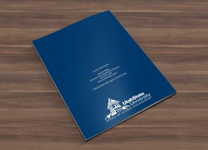 Booklet Back Cover